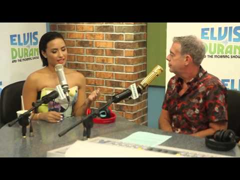 10 Badass Things Demi Lovato Told Elvis Duran Show  Z100