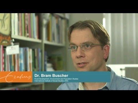 Development Studies PhD research at ISS Erasmus University Rotterdam | Dr. Bram Buscher