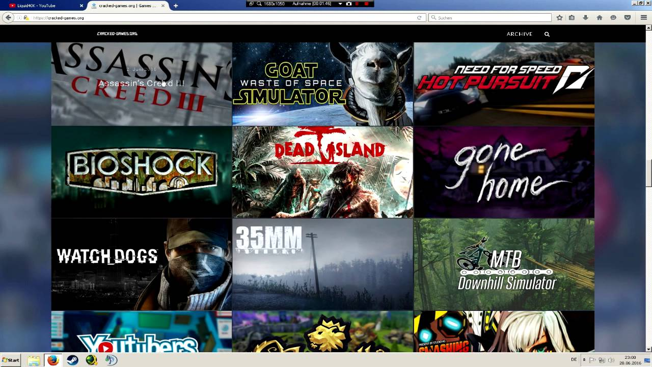 Kostenlos Games Downloaden
