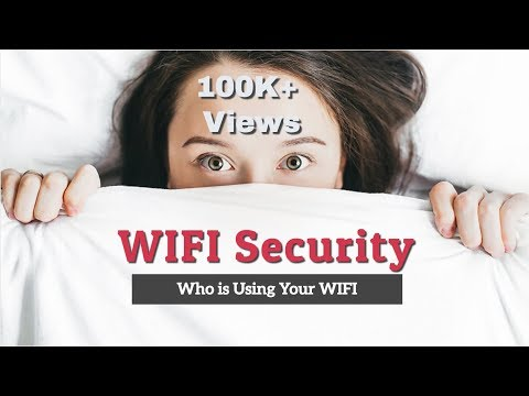 How to Check Who is Using My Wifi  How to find how many devices are connected to WIFI