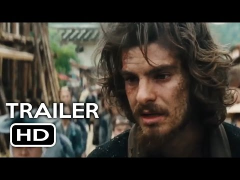 Silence Official Trailer #1 (2017) Andrew Garfield, Liam Neeson Drama Movie HD