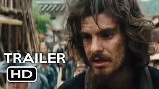 Video Silence Official Trailer #1 (2017) Andrew Garfield, Liam Neeson Drama Movie HD download MP3, 3GP, MP4, WEBM, AVI, FLV September 2018