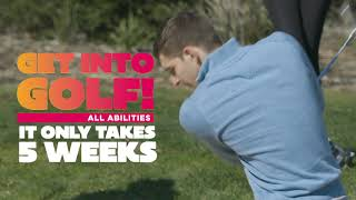 Get Into Golf All Abilities