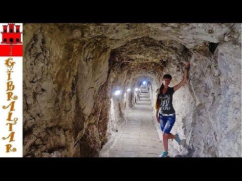 Gibraltar Great Siege Tunnels