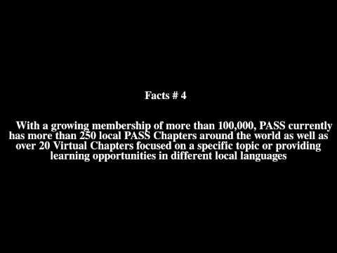 Professional Association for SQL Server Top # 6 Facts