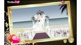 Barbie wedding. Свадьба Барби. Игра онлайн.