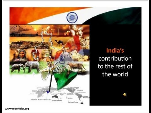 India's gifts to the world - Everyone should know about these