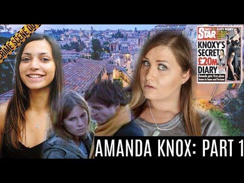 Amanda Knox & Meredith Kercher: What Really Happened? Part 1