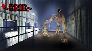 地下に『エリーちゃん』という怖い化け物を研究してる施設があった。脱出ホラーゲー…
