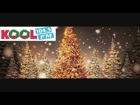 Kool Christmas 104 5 FM Music Aircheck  Pt  2