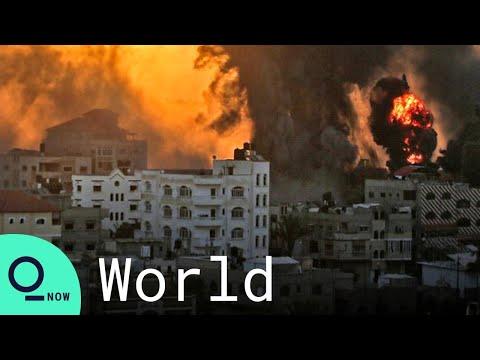 Israel Steps Up Airstrikes Against Hamas in Gaza
