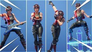 Renegade Raider 2.0 AKA *NEW* Chopper Skin With 75 Emotes! (Fortnite Battle Royale)