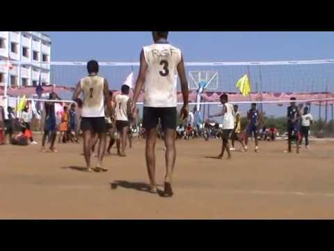 volleyball match aurangabad v/s pune gadchiroli part 2