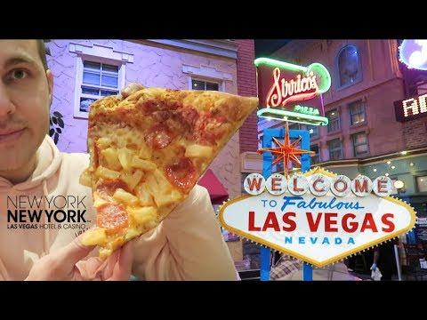 Pizza at new york new york casino commerce casino house rules