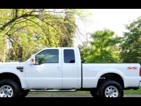 2009 ford f350 xlt diesel truck 6 4l extended cab for sale for Zoom motors sacramento ca