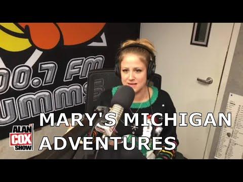 Mary's Michigan Adventures
