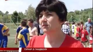 Обласний турнір з гандболу відбувся у Хустському Драгові