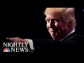 Doctor: Trump's Only Medical Records Documentation Written in 5 Minutes | NBC Nightly News