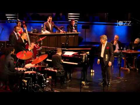 Brandon with Monty Alexander-2 of 2-Fly Me to the Moon Jazz at Lincoln Center