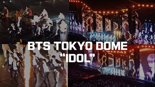 bts tokyo dome tour_ idol (20181114) 방탄소년단 도쿄돔 투어 아이돌
