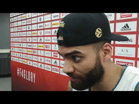 Jeffrey Taylor says Luka Doncic is one of the best players he's ever seen