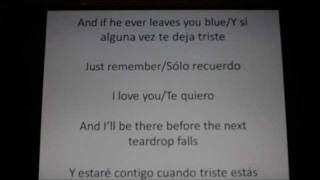before the next teardrop falls freddy fender lyrics video