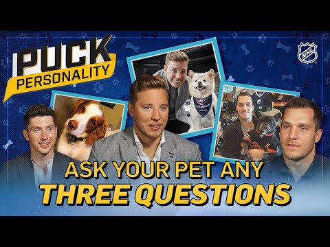 if-you-could-ask-your-pet-three-questions?-|-puck-personality-|-nhl