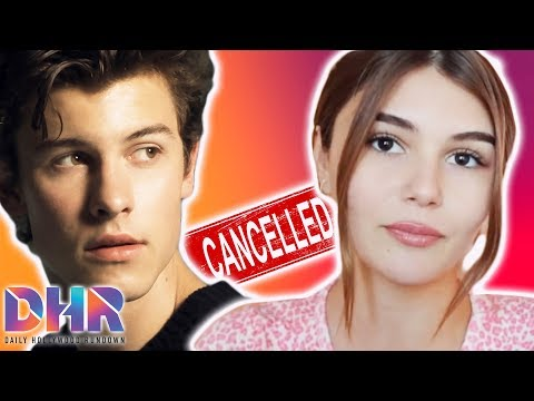 Shawn Mendes FORCED To Cancel Show! Olivia Jade SLAMMED Over Return To YouTube! (DHR) thumbnail
