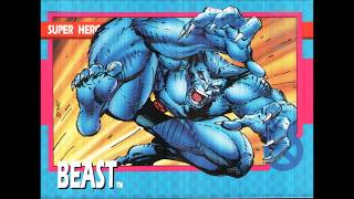 X-MEN SERIES 1 TRADING CARDS 1992