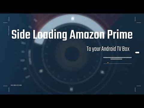 📌MeCool KM3 Android 9.0 TV Box Sideload Installing Amazon Prime Video Australia