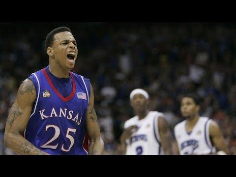 Brandon Rush Kansas Highlights