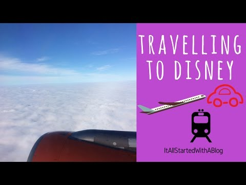 DISNEYLAND PARIS TRAVEL TIPS | Disney Vlog | It All Started With A Blog