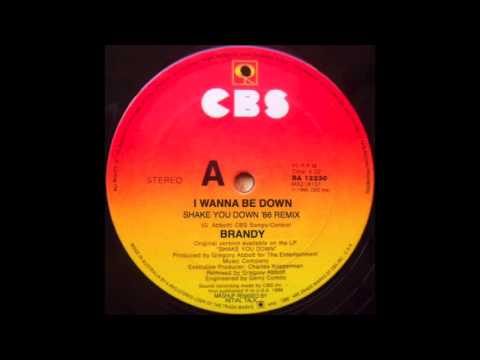 Brandy - I Wanna Be Down (Shake You Down '86 Remix) @InitialTalk