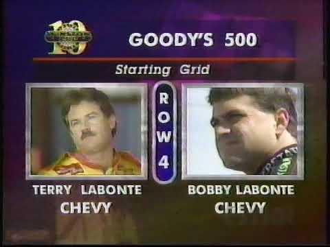 Inside Winston Cup September 24, 1995 Martinsville Pre Race