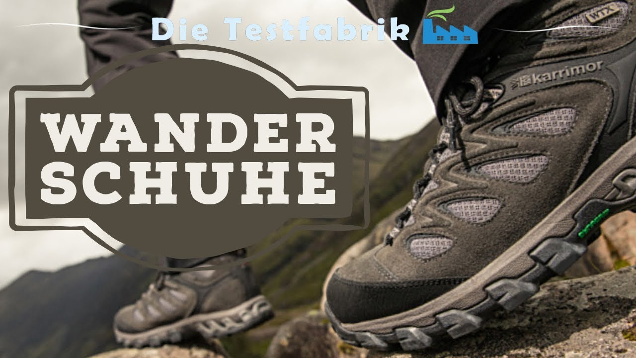 Test 2019: Wanderschuhe für leichte Bergtouren outdoor