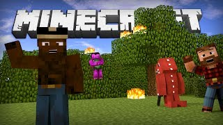 Minecraft Animation - BaconMan Edition