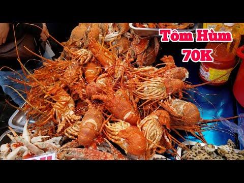 Xếp hàng ăn Tôm Hùm Siêu rẻ 70K trên vỉa hè Sài Gòn   saigon travel Guide