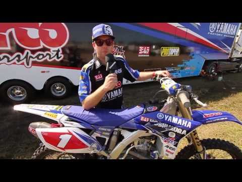 Transmoto How To: MX Bike Settings For Riding Sand Part 2 - 2013 Yamaha YZ250F