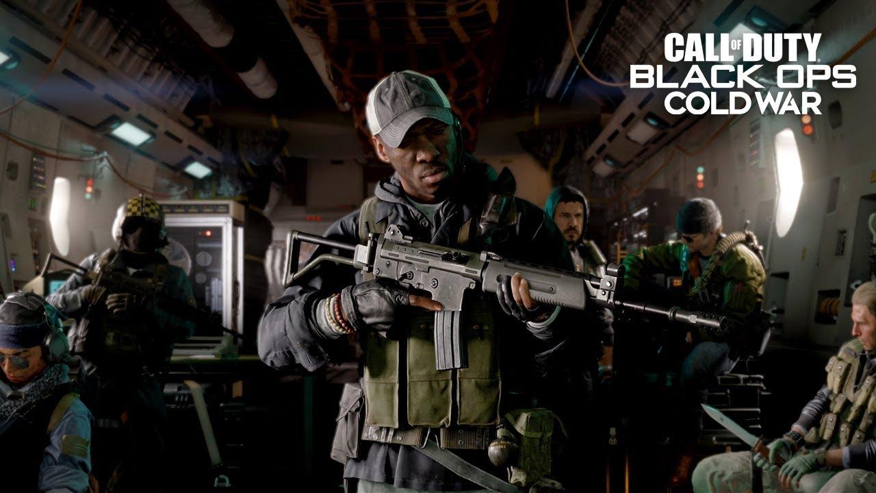 Call Of Duty Black Ops Cold War العرض التشويقي لكشف طور اللعب الجماعي Youtube