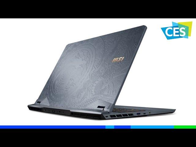 #CES2021 Bùng nổ laptop gaming và các sản phẩm thú vị tại CES 2021