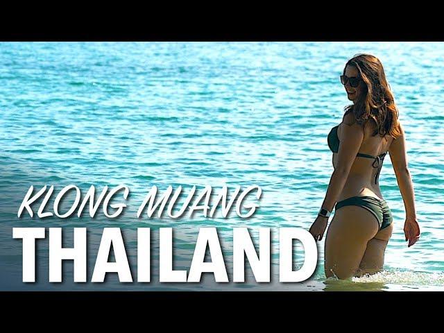 Best Beach In Krabi Thailand No Tourists In Sight