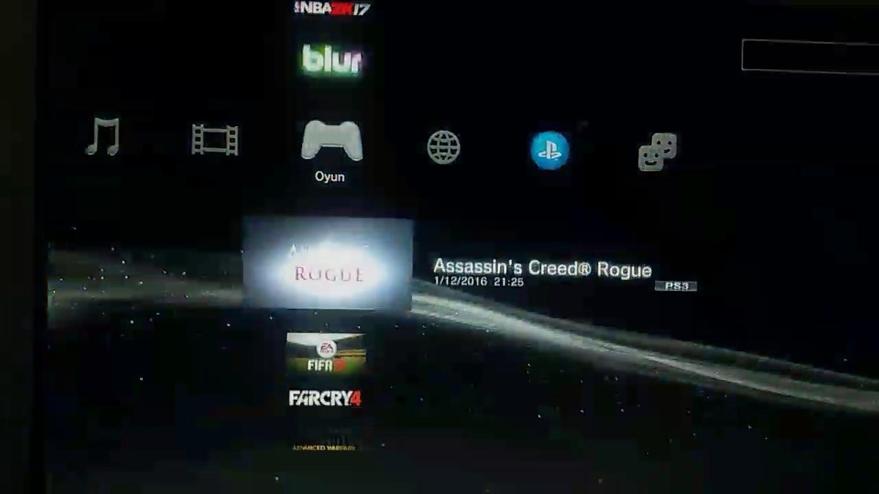 Bakırköy PS3 Oyun Yükleme Bakırköy PS3 Kırma