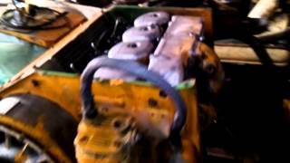 видео Двигатели Deutz серия 1013