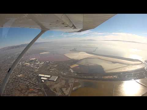 Short VFR flight up to Sacramento Exec (KSAC)
