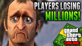 GTA 5 Online Players Losing Money with Anti-Cheat System! MAZE BANK Removing Millions (GTA 5 News)