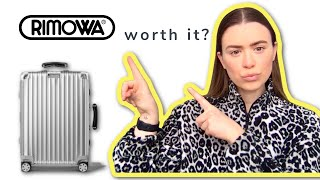 RIMOWA Cabin Classic Carry On Luggage Review 2021 | Is it worth the price?