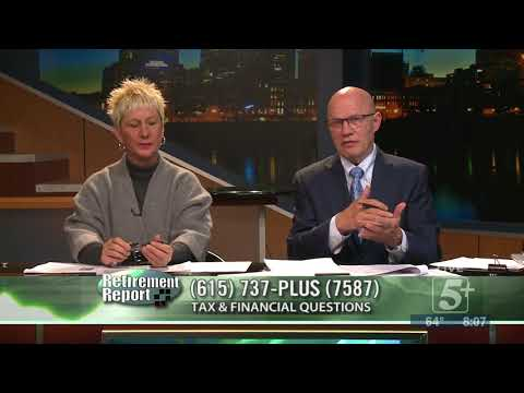 Retirement Report: Taxes & Financial Planning P.1