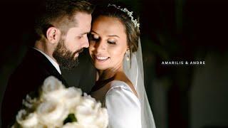 Trailer Casamento Amarilis e Andre | Emocionante | Jundiaí - São Paulo
