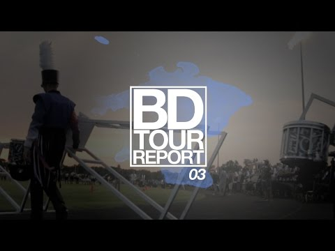 Tour Report 3 - Bristol, RI