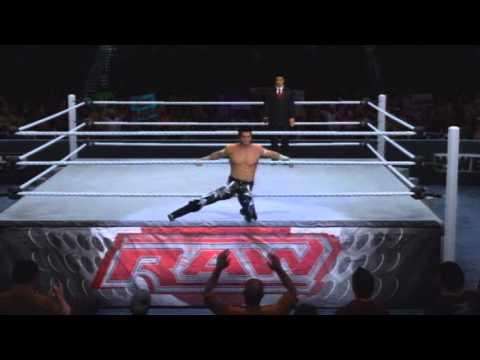 WWE Smackdown vs Raw 2011 - Evan Bourne Entrance
